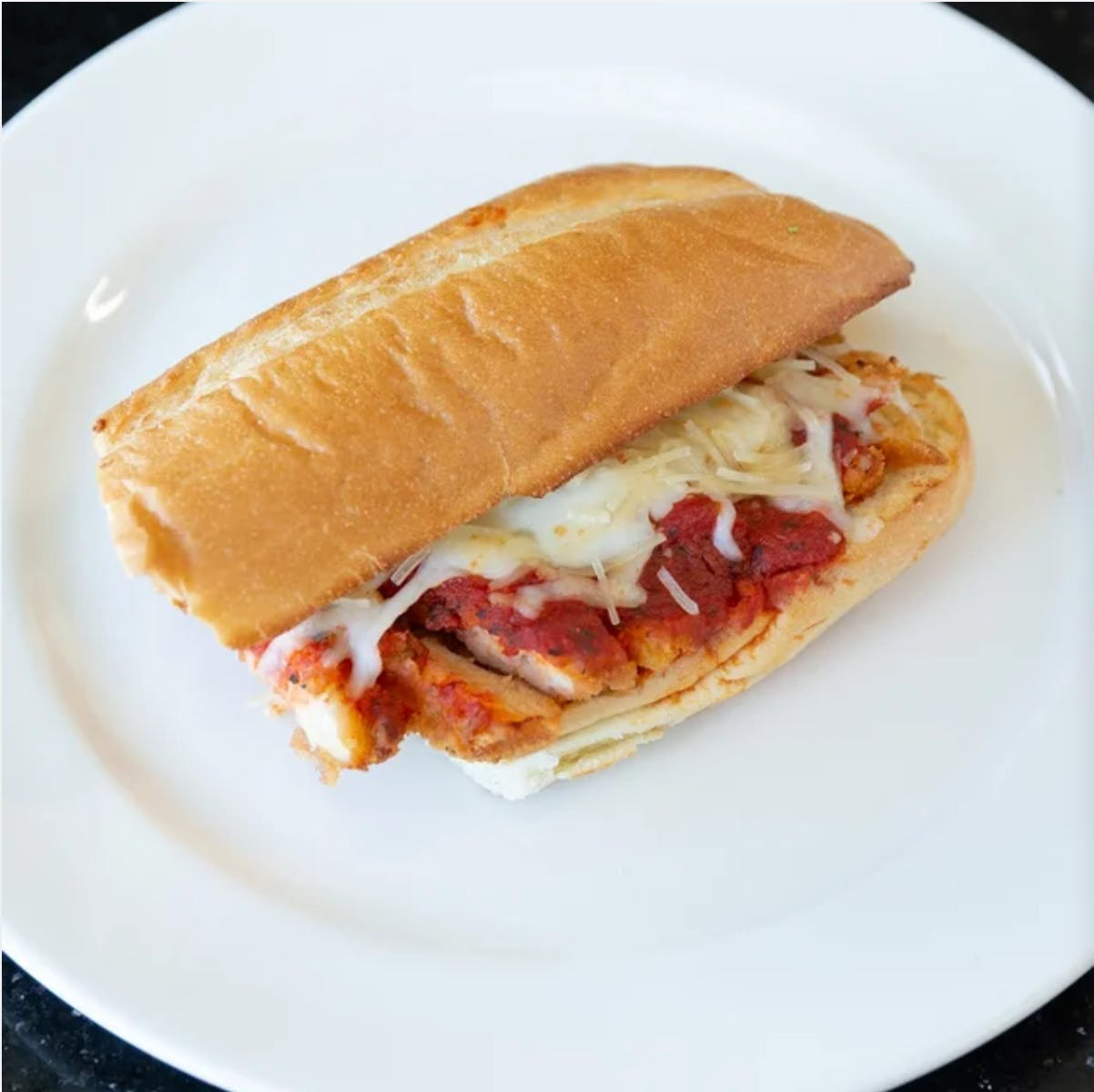 Chicken Parmesan Sub from Aroma Pizza & Pasta in Lake Forest, CA