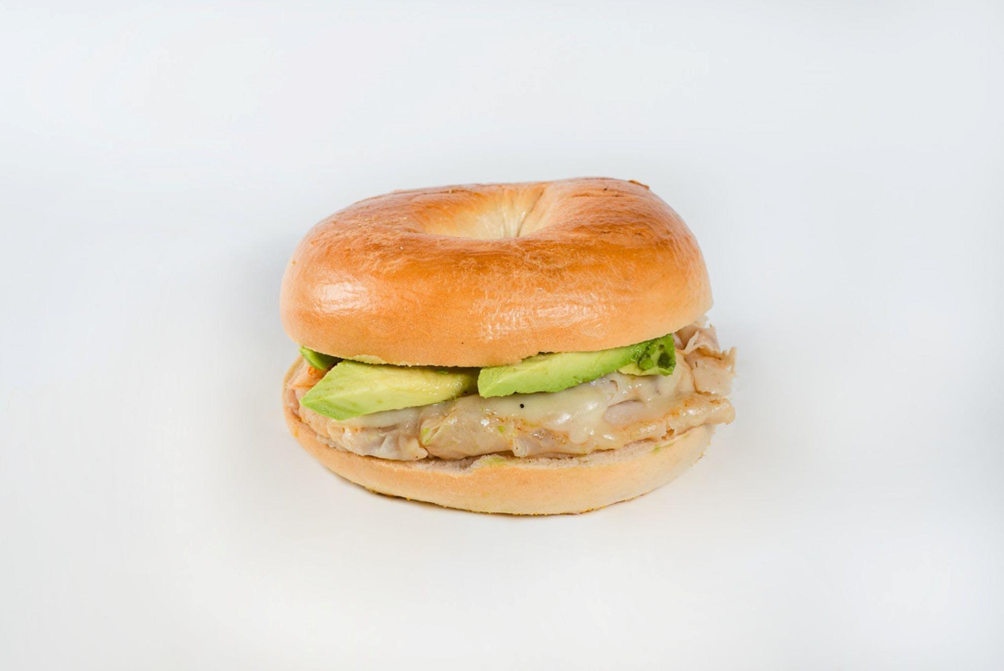 Chaz Bagel Sandwich from Gandolfo's New York Deli - American Fork in American Fork, UT