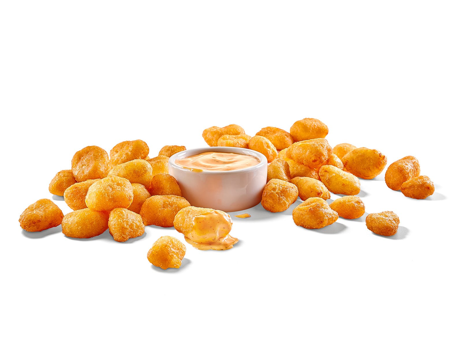 Regular Cheddar Cheese Curds from Buffalo Wild Wings - Lawrence (522) in Lawrence, KS