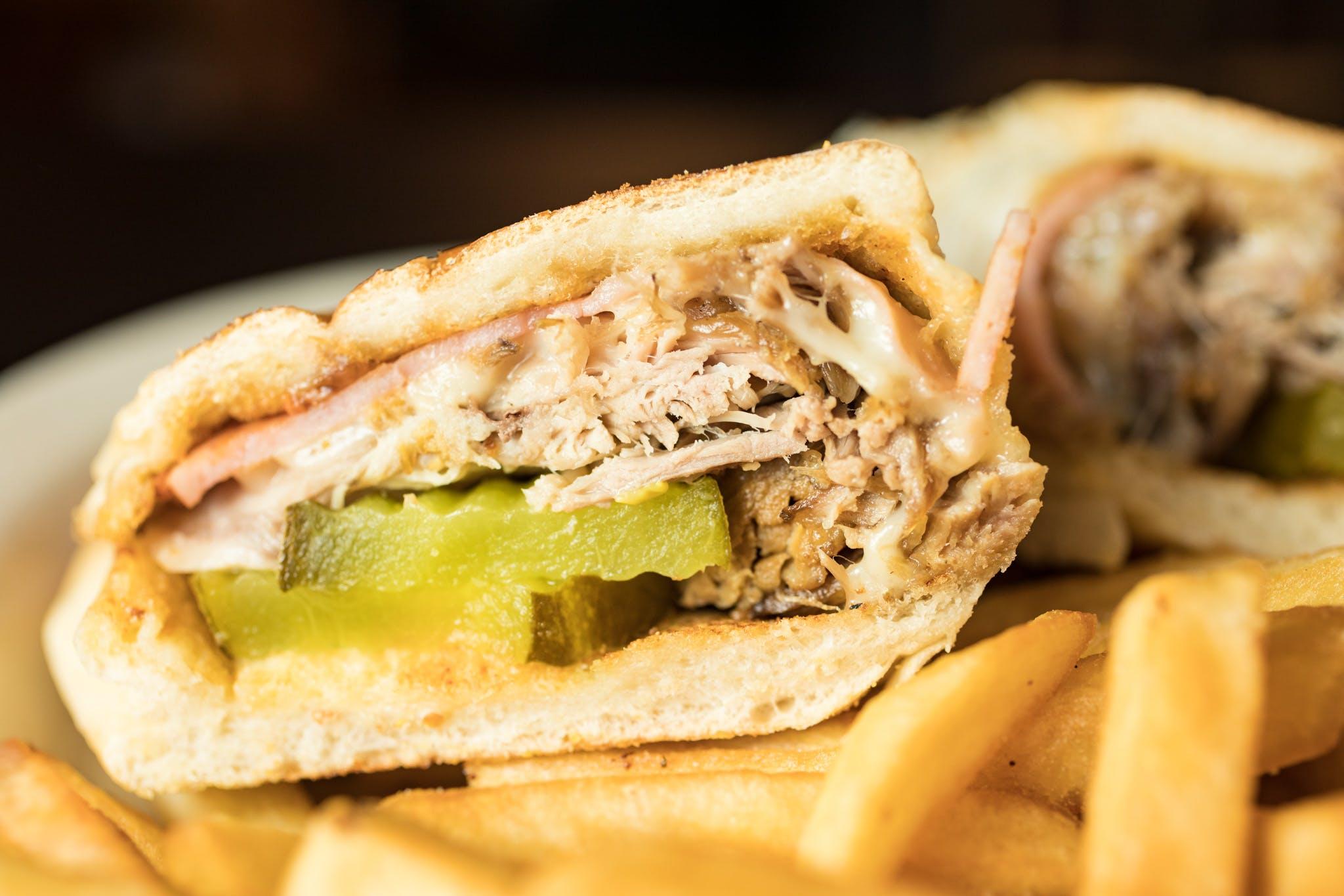 Cuban Sandwich from Judy's Kitchen in New Brunswick, NJ