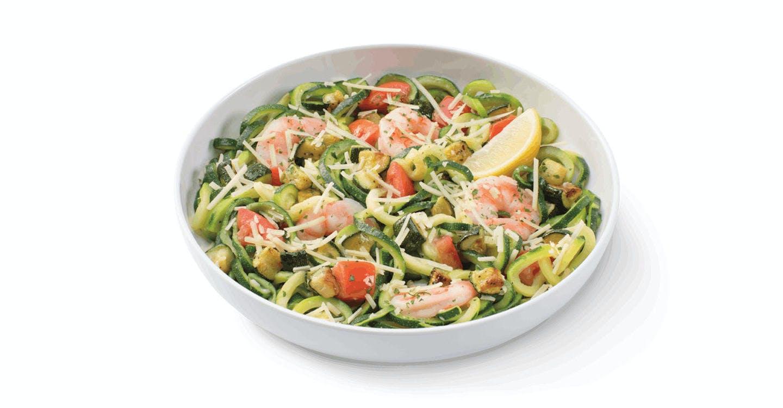 Zucchini Shrimp Scampi from Noodles & Company - Kenosha 118th Ave in Kenosha, WI
