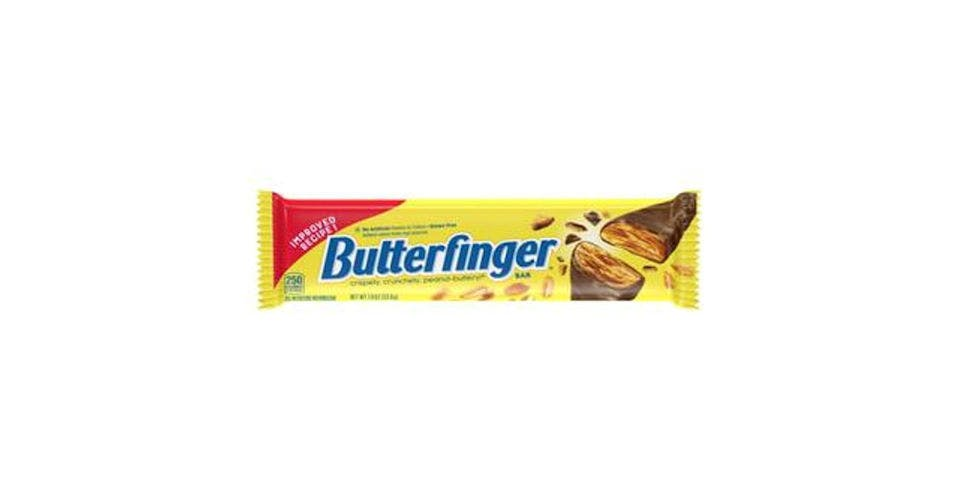 Butterfinger Candy Bar (1.9 oz) from CVS - Main St in Green Bay, WI