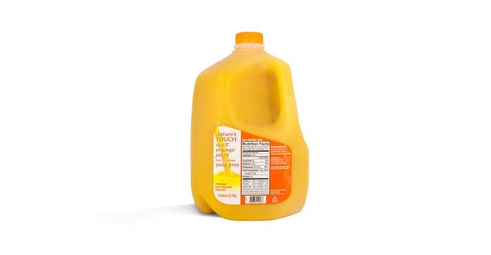 Orange Juice Gallon from Kwik Trip - Eau Claire Water St in EAU CLAIRE, WI