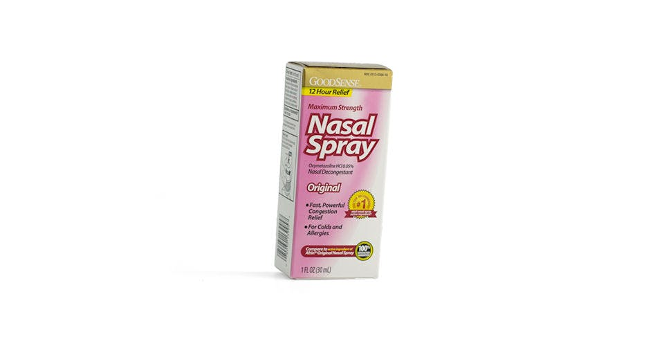 Goodsense Nasal Spray 1OZ from Kwik Trip - Eau Claire Water St in EAU CLAIRE, WI