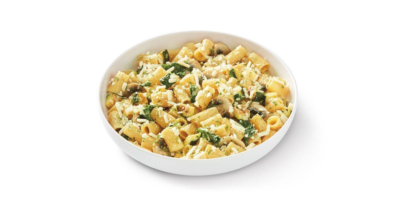 Cauliflower Rigatoni in Roasted Garlic Cream from Noodles & Company - Kenosha 118th Ave in Kenosha, WI