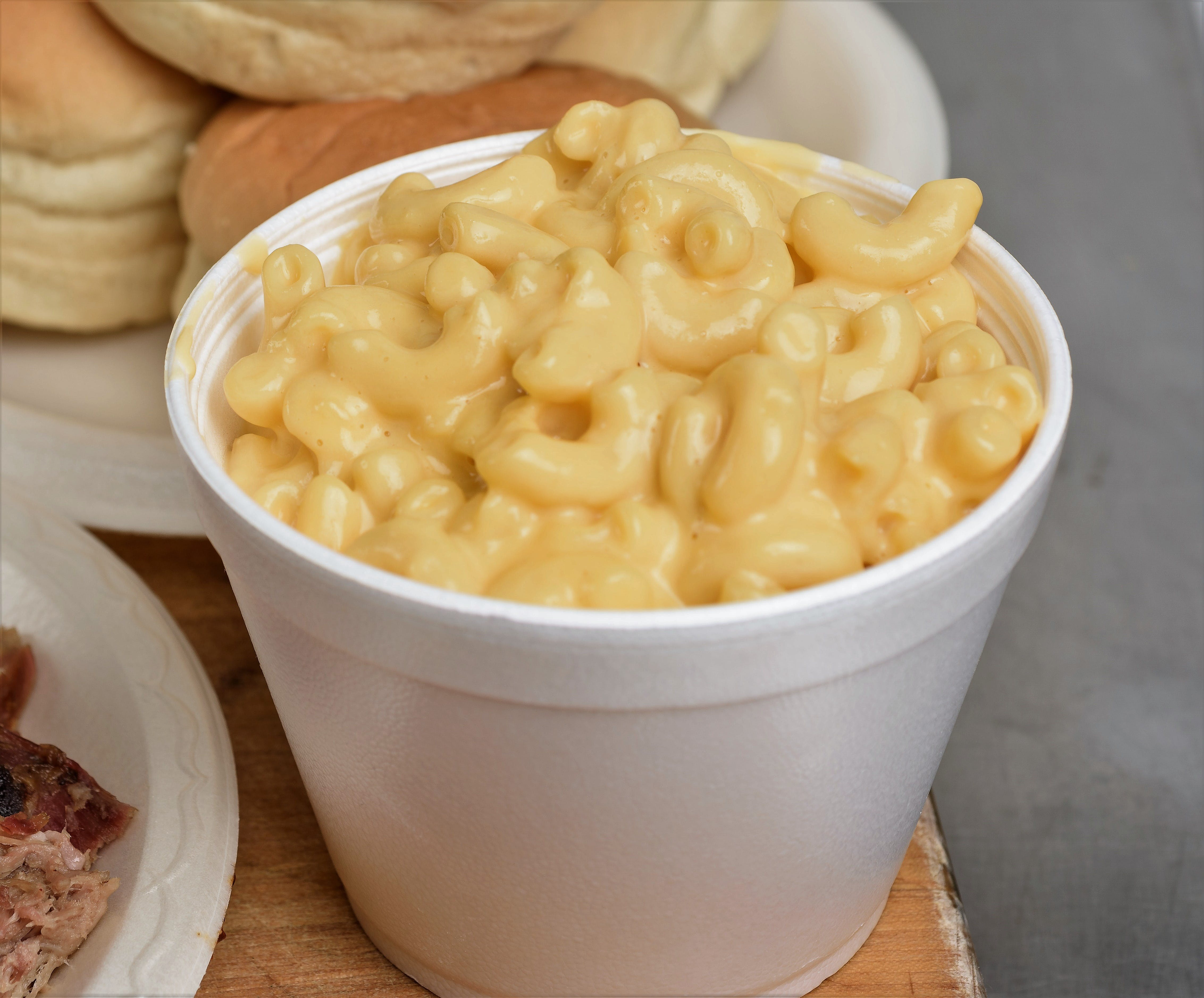Mac & Cheese from Hog Wild Pit BBQ & Catering in Lawrence, KS