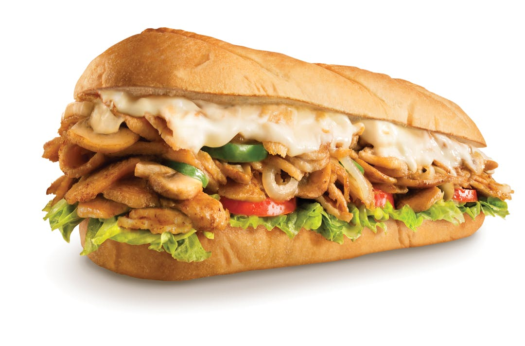 Chicken Philly from Charleys Philly Steaks in Milwaukee, WI
