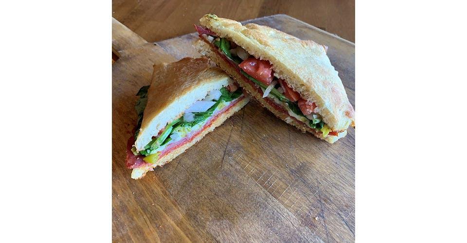 Italian Sandwich from Papa Keno's in Lawrence, KS
