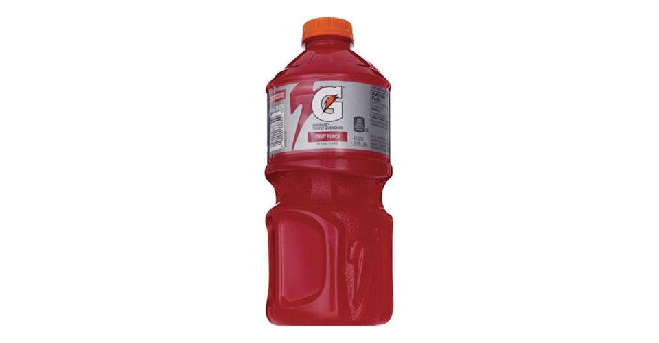 Gatorade Sports Drink Fruit Punch (2 qt) from CVS - Main St in Green Bay, WI