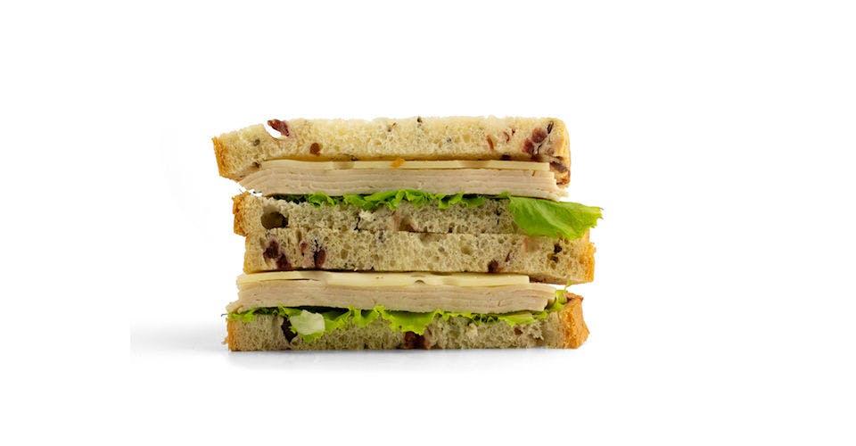 Turkey Swiss Cranberry Sandwich  from Kwik Trip - Eau Claire Water St in EAU CLAIRE, WI