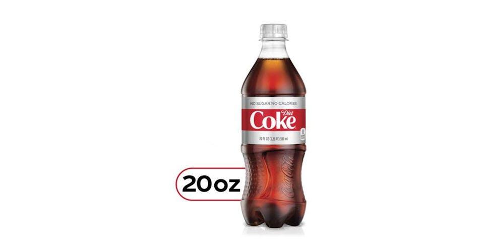 Diet Coke Soda Soft Drink (20 oz) from CVS - Main St in Green Bay, WI