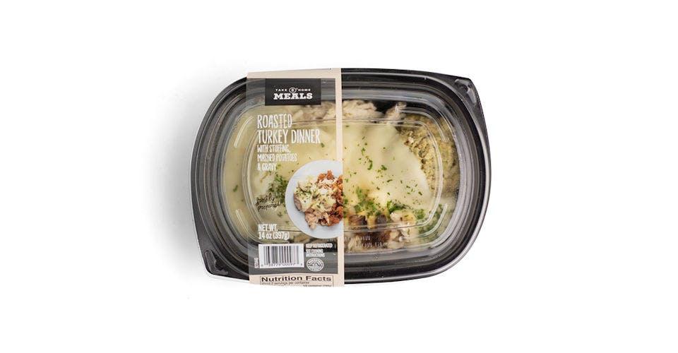 Take Home Meal: Turkey, Mashed Potatoes, Stuffing from Kwik Trip - Oshkosh W 9th Ave in Oshkosh, WI