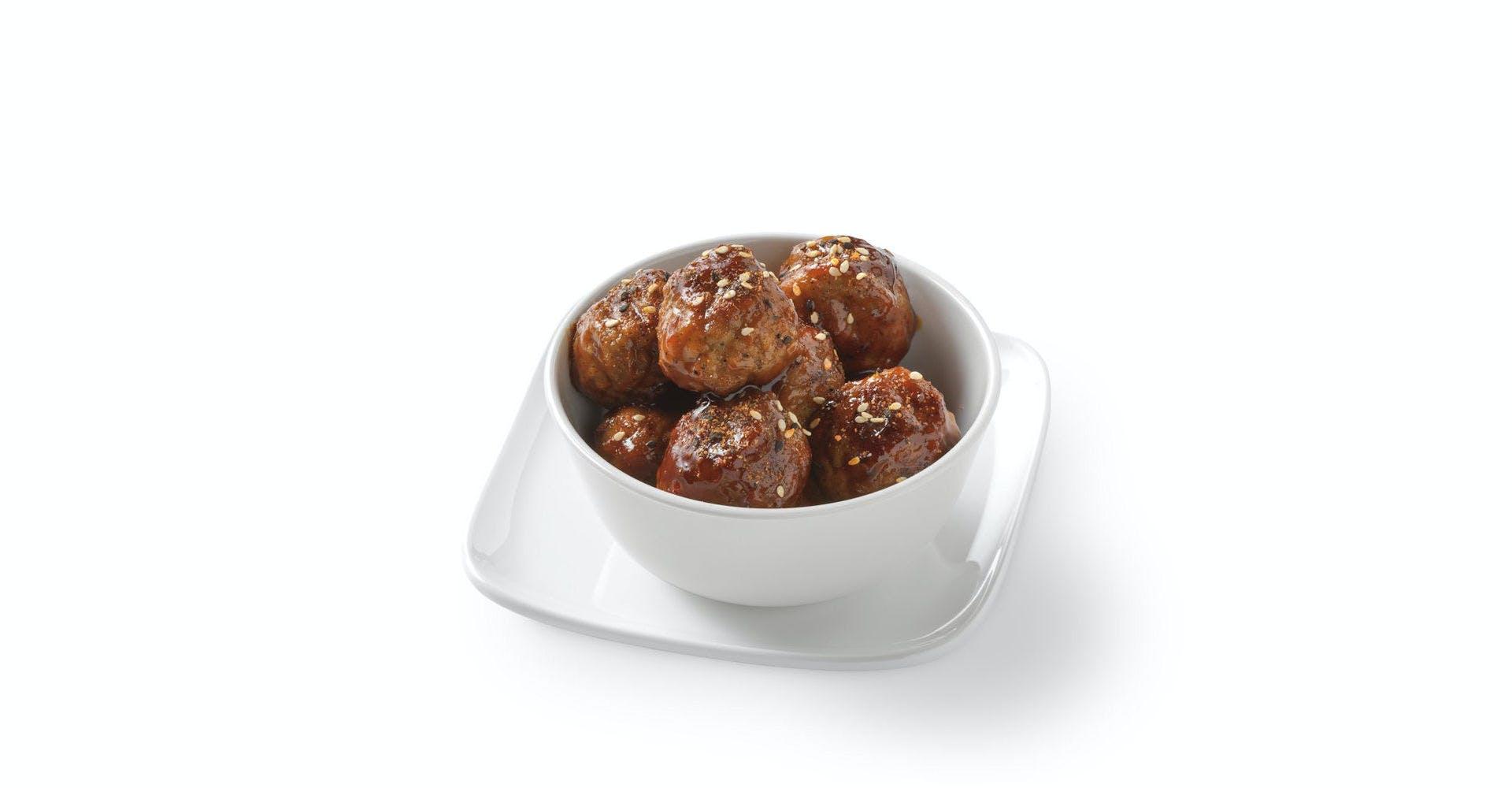 Korean BBQ Meatballs  from Noodles & Company - Kenosha 118th Ave in Kenosha, WI