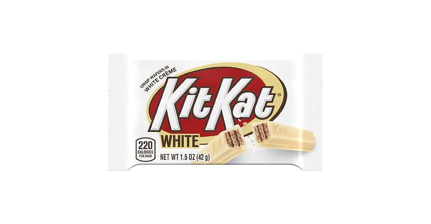 Kit Kat White Crisp Wafers 'n' Creme Standard Bar White (2 oz) from EatStreet Convenience - W Mason St in Green Bay, WI
