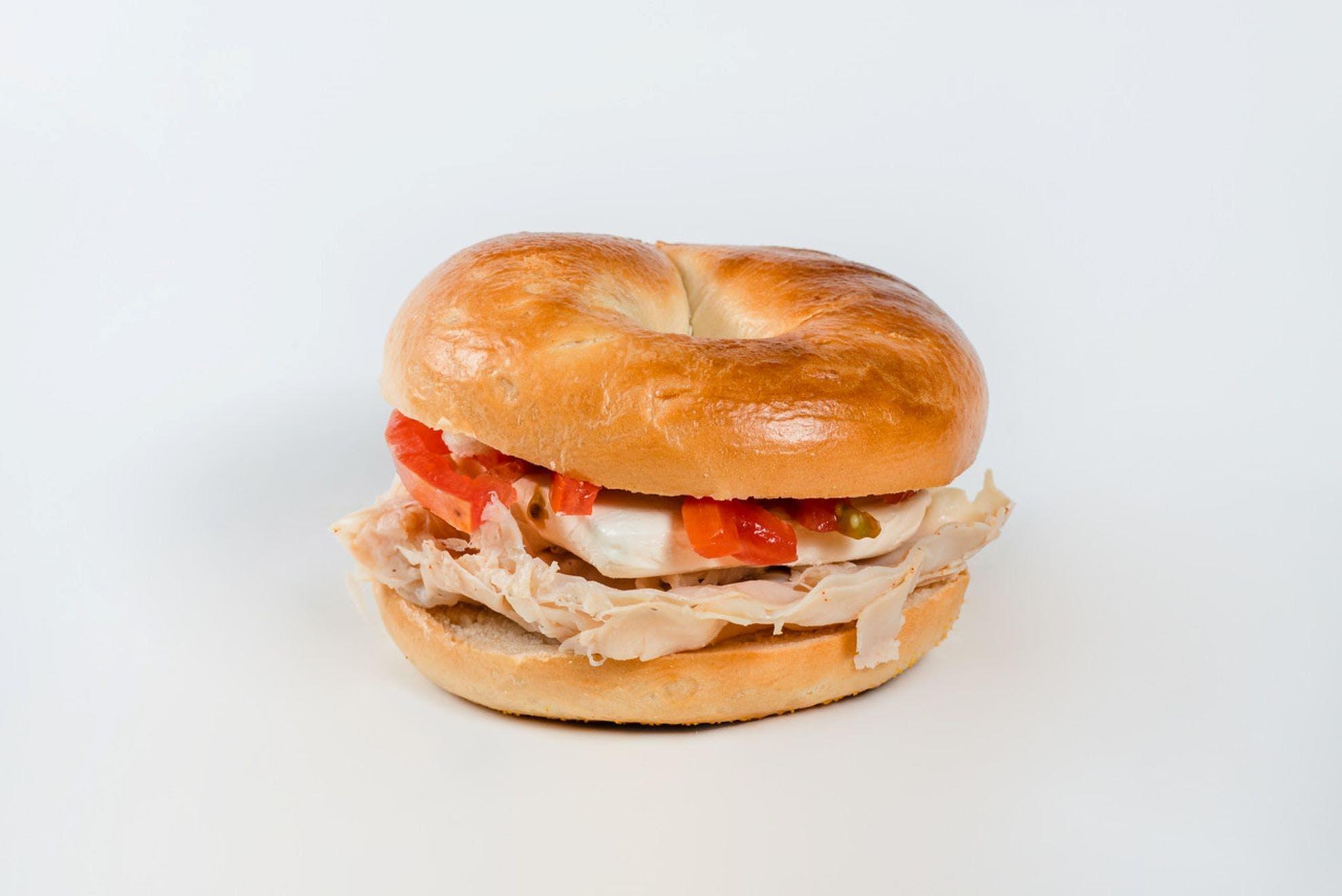 Skyline Bagel Sandwich from Gandolfo's New York Deli - American Fork in American Fork, UT