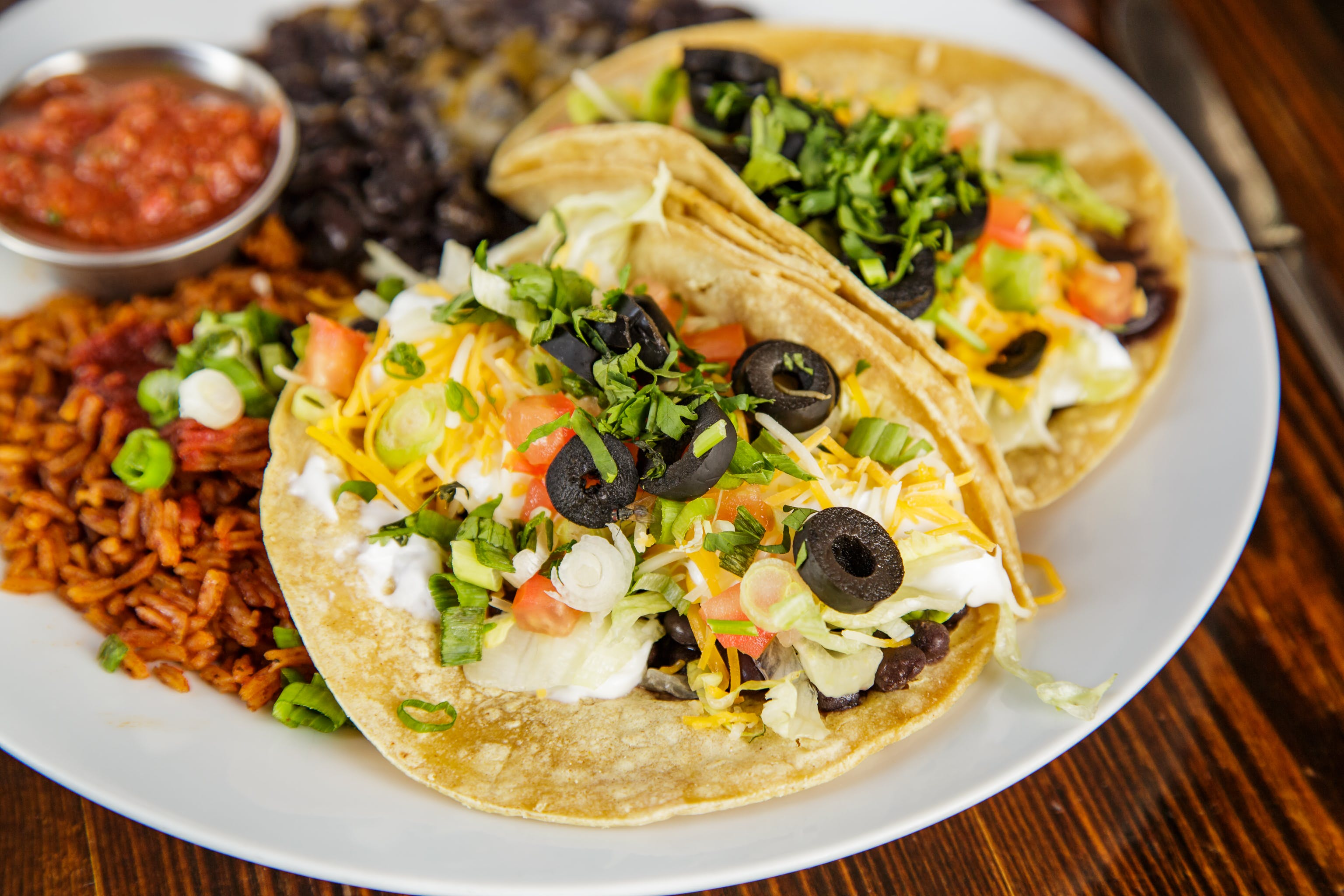 Pasqual's Taco Dinner from Pasqual's Cantina - Hilldale in Madison, WI