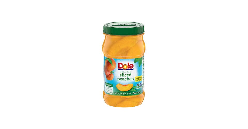 Dole Peaches 7OZ from Kwik Trip - Eau Claire Water St in EAU CLAIRE, WI