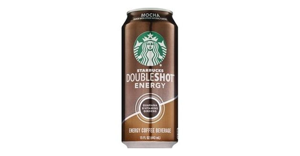 Starbucks Doubleshot Energy Coffee Drink Mocha (15 oz) from CVS - Main St in Green Bay, WI