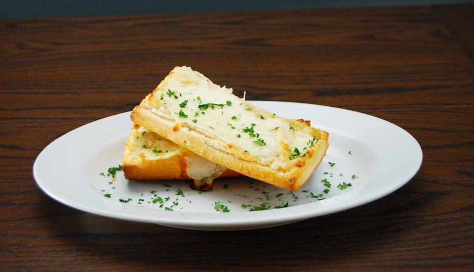 Garlic Bread w/ Cheese from Rosati's Pizza - DeKalb in Dekalb, IL
