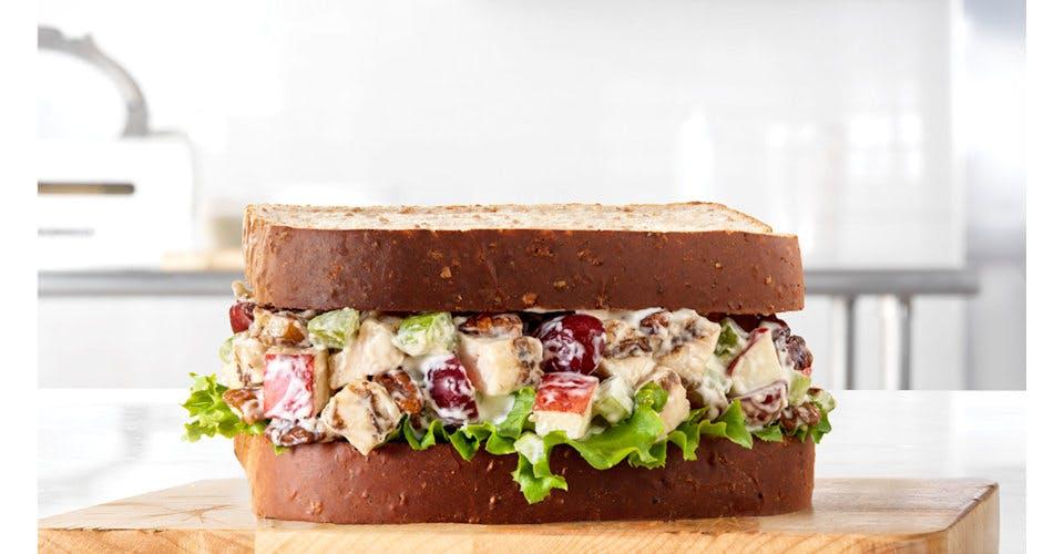 Pecan Chicken Salad Sandwich from Arby's: Oshkosh S Koeller St (6329) in Oshkosh, WI