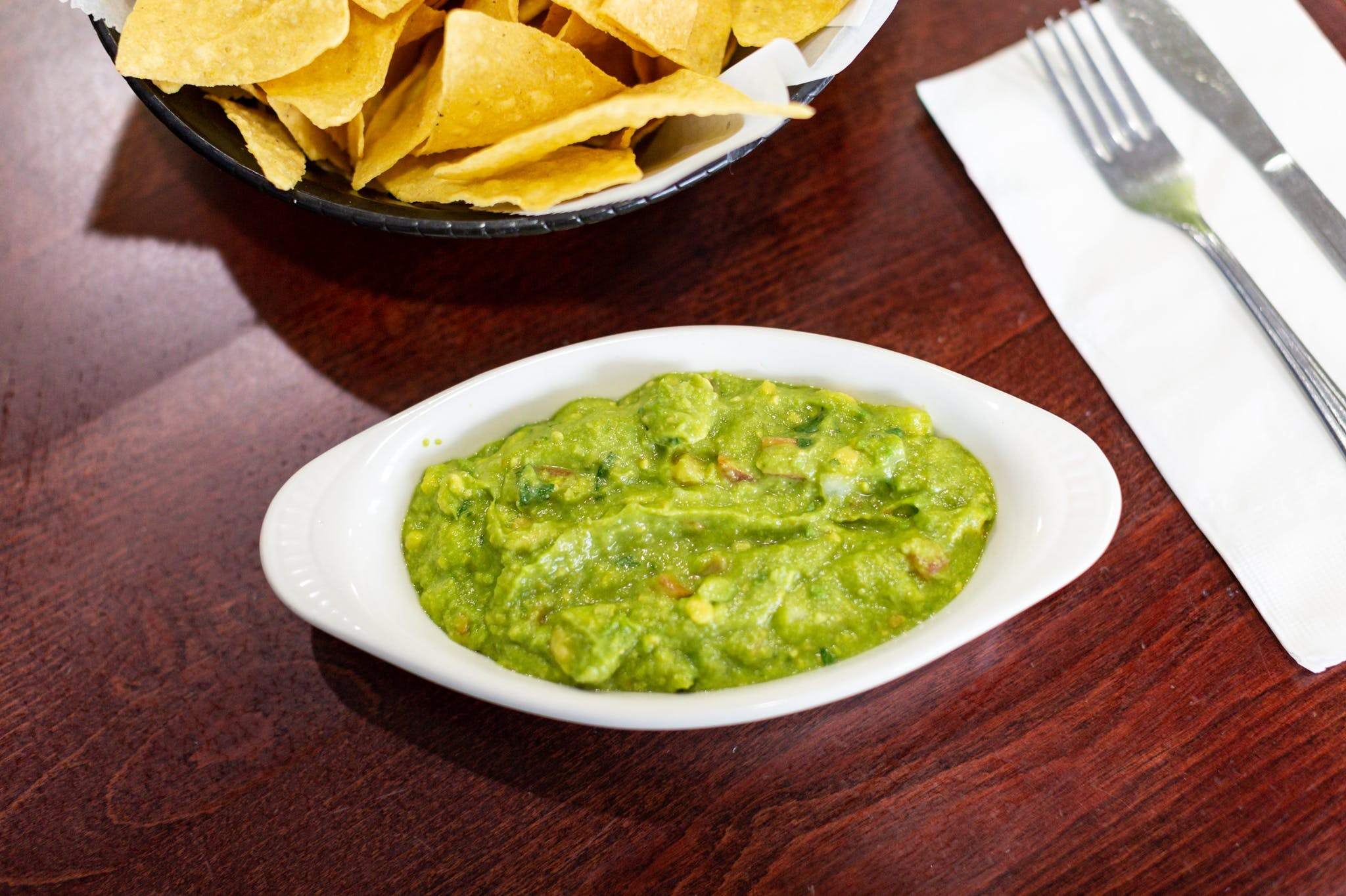 Guacamole Dip from Acapulco Mexican Grill in Lawrence, KS