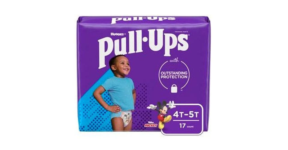 Pull-Ups Learning Designs Boys' Training Pants 4T-5T (17 ct) from CVS - Main St in Green Bay, WI