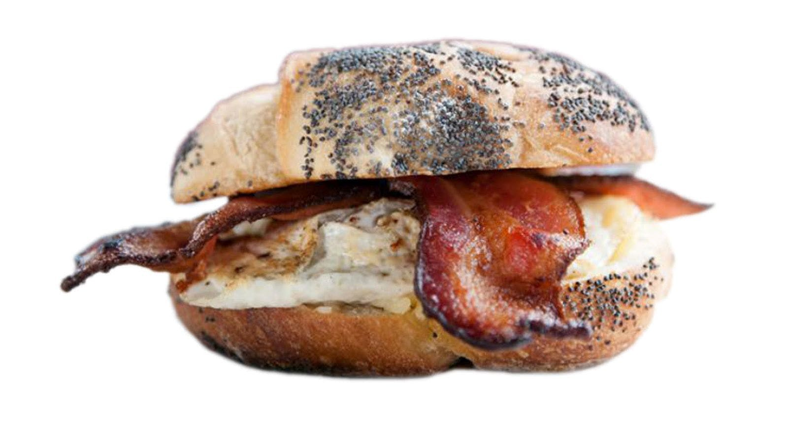 Polo Grounds Breakfast Sandwich from Gandolfo's New York Deli - American Fork in American Fork, UT