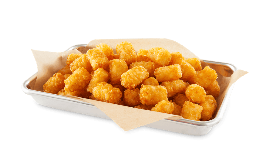 Large Tots from Buffalo Wild Wings - Manitowoc in Manitowoc, WI