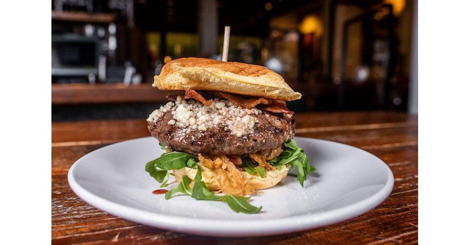 Tallgrass Burger from Tallgrass Taphouse in Manhattan, KS