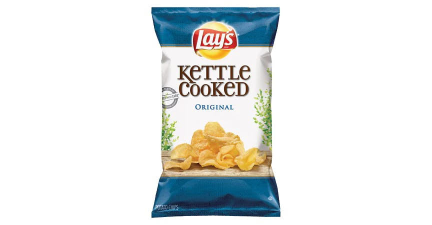 Kettle Chips Potato Chips (8 oz) from EatStreet Convenience - Shorewood in Shorewood, WI