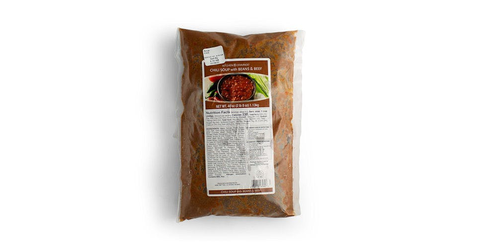 Soup Bag Beef Chili from Kwik Trip - Eau Claire Water St in EAU CLAIRE, WI