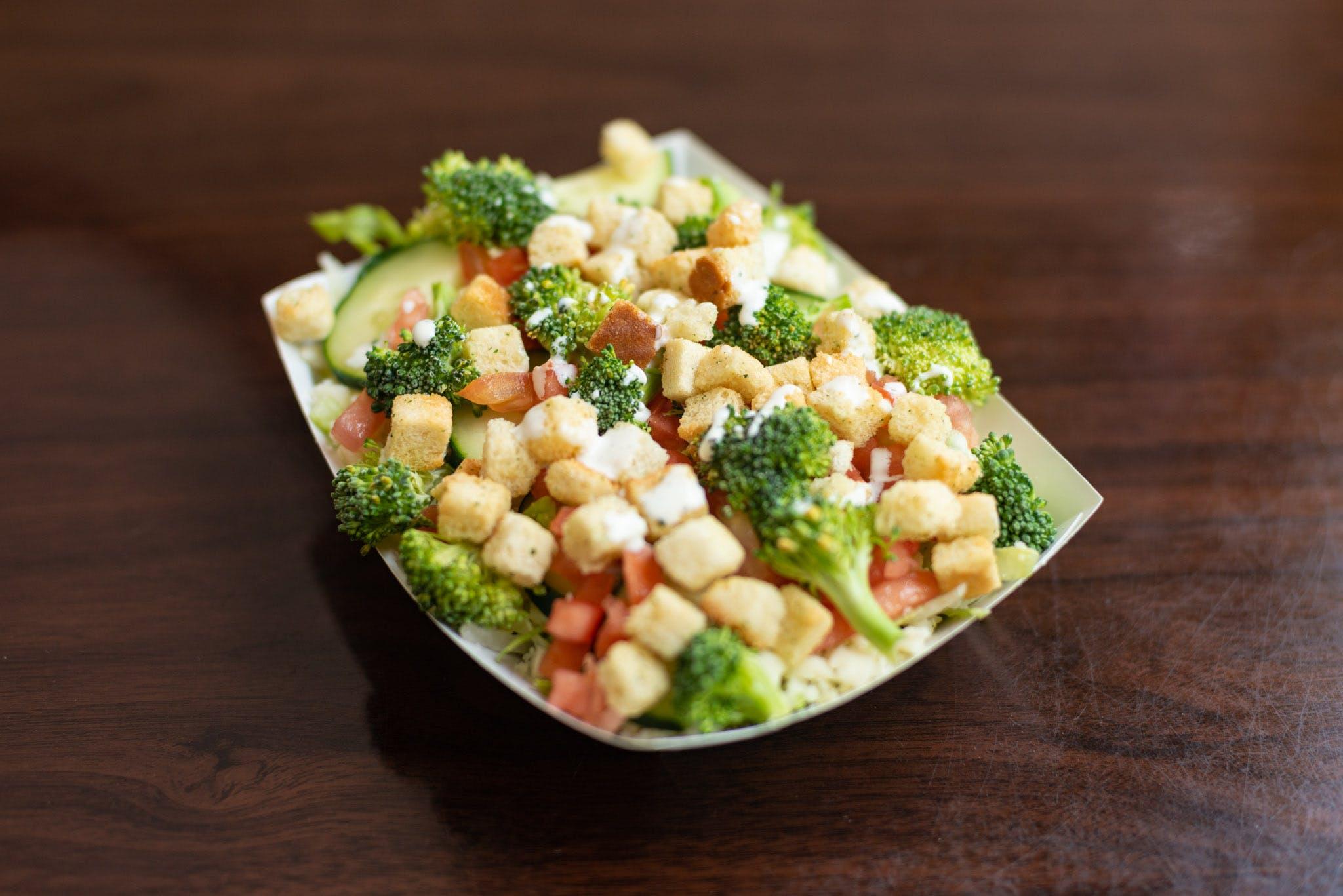 Small Side Salad from Pizza Bob's in Ann Arbor, MI