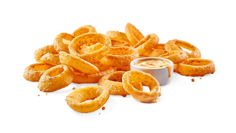 Large Onion Rings from Buffalo Wild Wings - Manitowoc in Manitowoc, WI