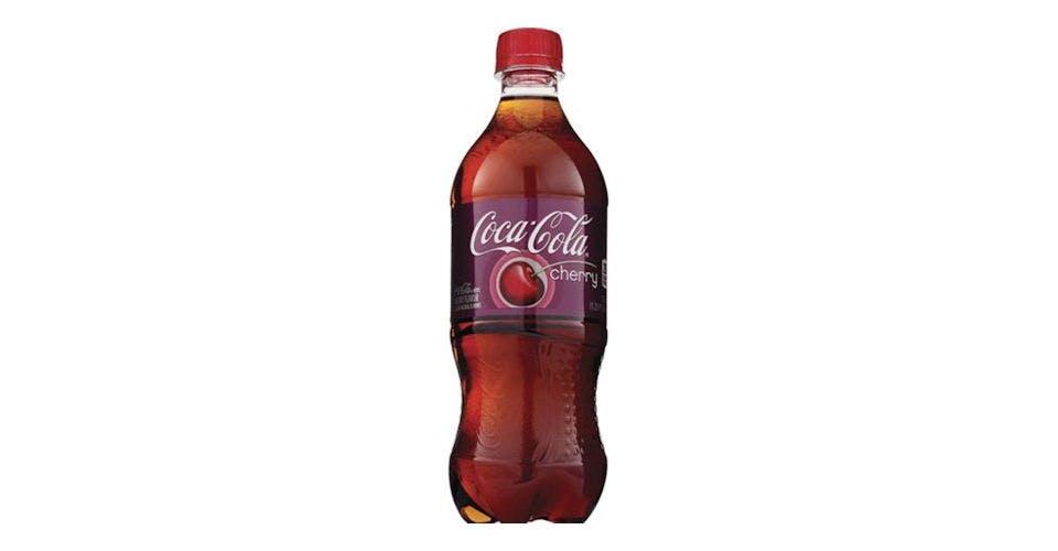 Cherry Coke (20 oz) from CVS - Main St in Green Bay, WI
