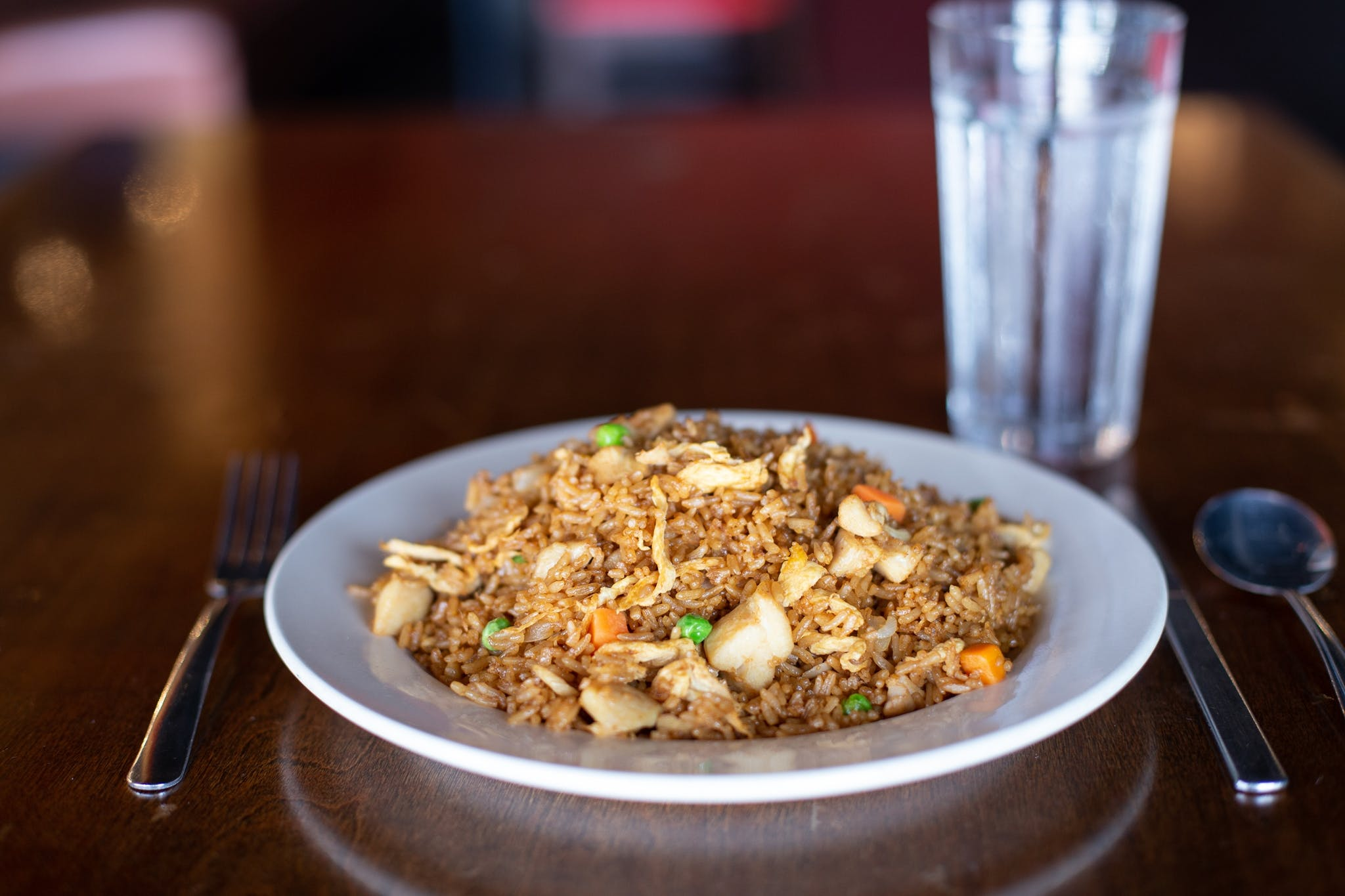 882. Chicken Fried Rice Large from Jade Garden in Lawrence, KS