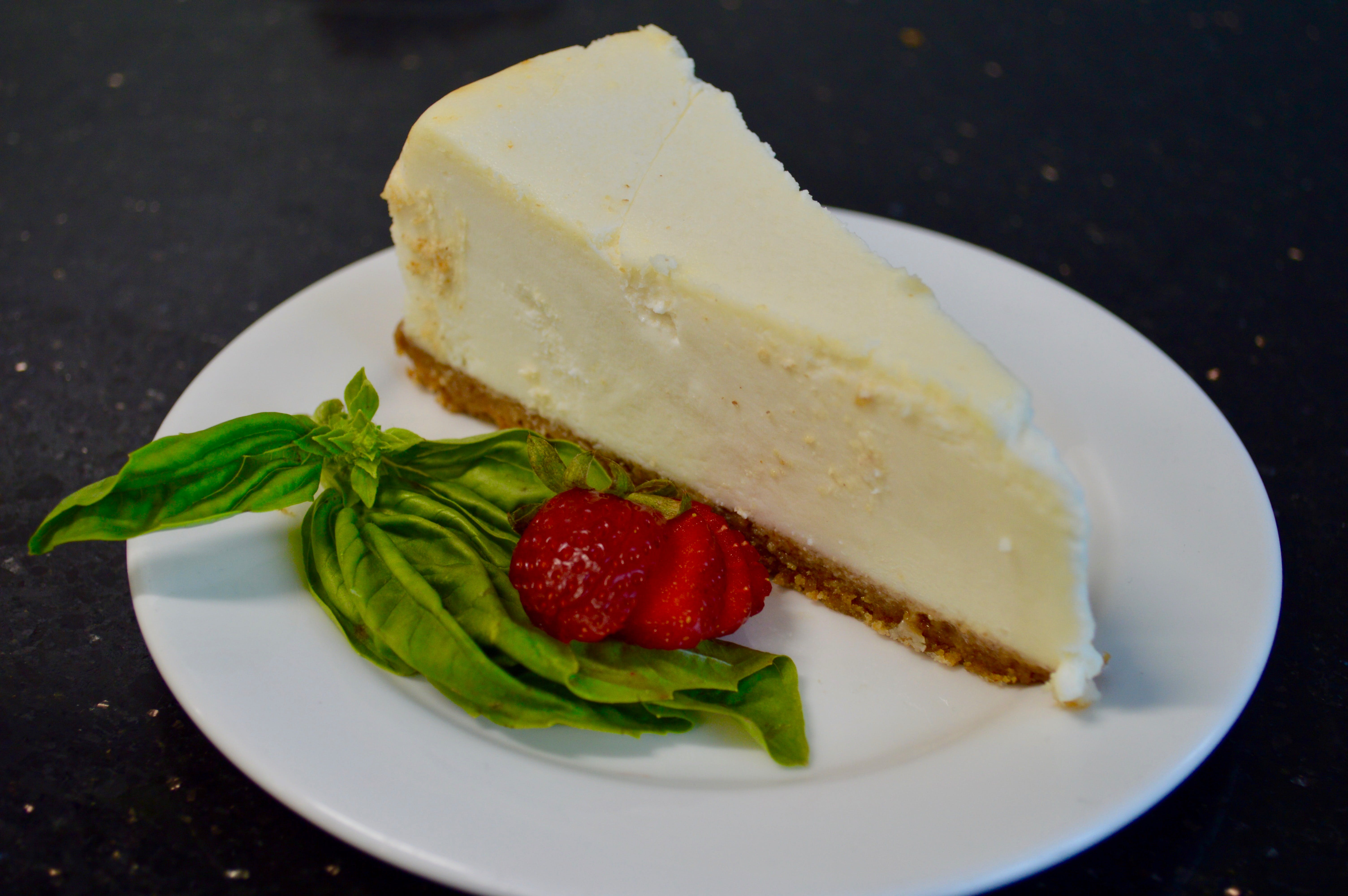 Cheesecake from Ameci Pizza & Pasta - Lake Forest in Lake Forest, CA