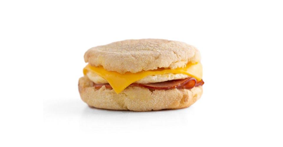 English Muffin Breakfast Sandwiches: Egg White Muffin from Kwik Trip - Oshkosh W 9th Ave in Oshkosh, WI