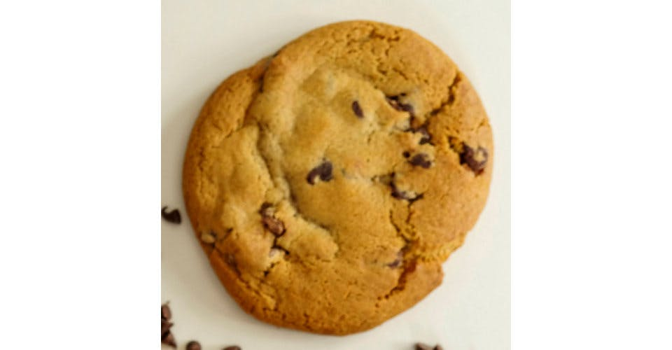 Chocolate Chip Cookie (GF) from Patina Coffeehouse in Wausau, WI