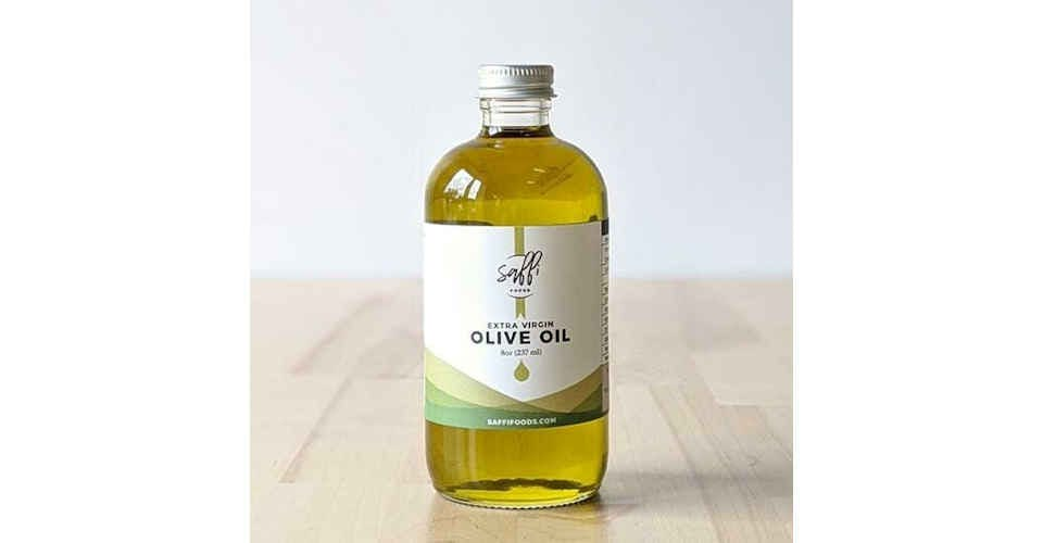 Olive Oil from Vitruvian Farms in Madison, WI