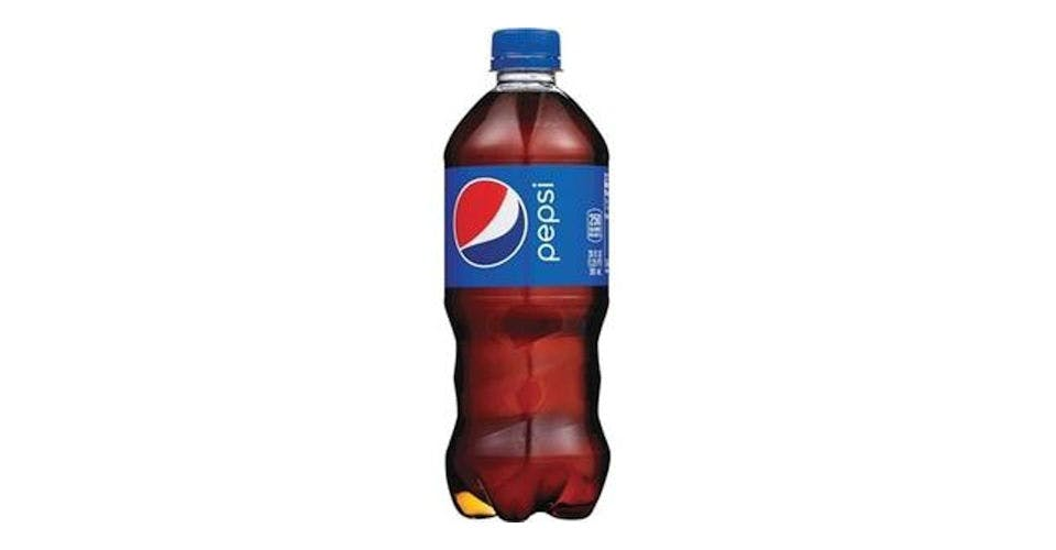 Pepsi Bottle (20 oz) from CVS - Main St in Green Bay, WI