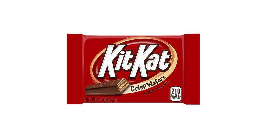 Kit Kat Crisp Wafers Candy Bar (2 oz) from EatStreet Convenience - W Mason St in Green Bay, WI
