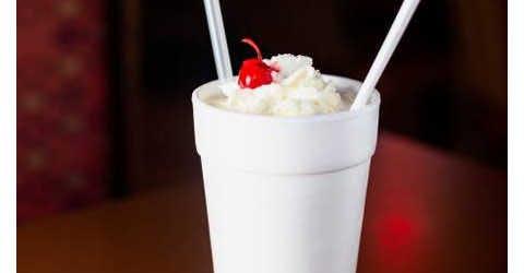 Milkshake from Burgers by Biggs in Lawrence, KS