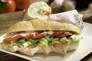 Turkey Sandwich from Ameci Pizza & Pasta - Irvine in Irvine, CA