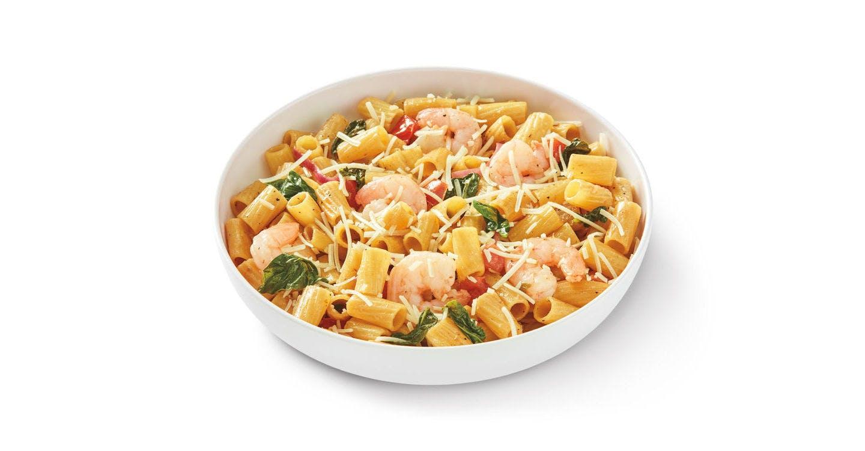 Cauliflower Rigatoni Fresca with Shrimp from Noodles & Company - Kenosha 118th Ave in Kenosha, WI