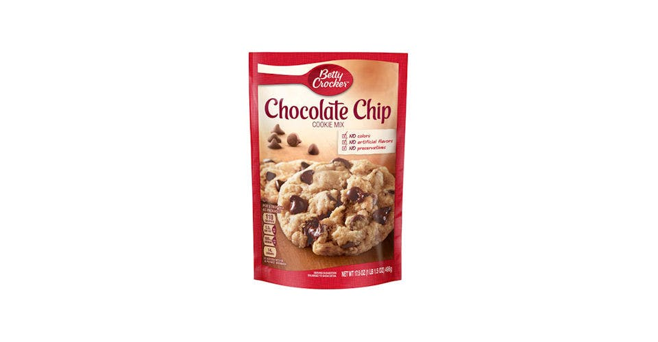 Betty Crocker Chocolate Chip Cookie Mix from Kwik Trip - Eau Claire Water St in EAU CLAIRE, WI