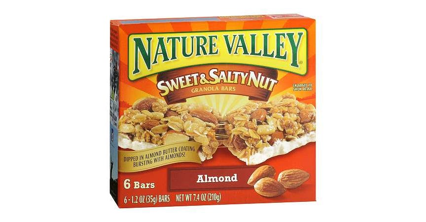 Nature Valley Crunchy Granola Bars (2 oz) from EatStreet Convenience - W Mason St in Green Bay, WI