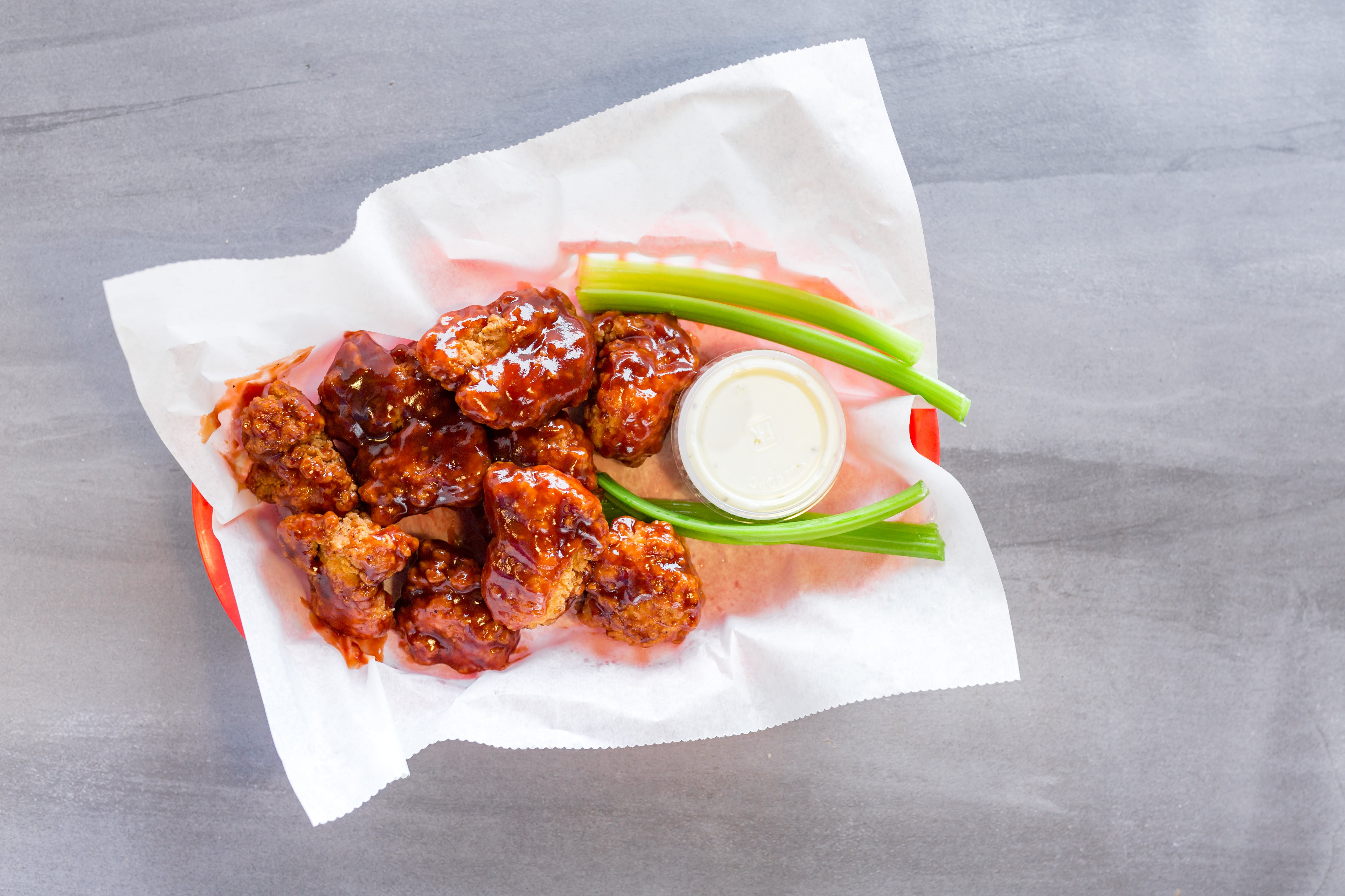 Boneless Wings from Chubby's Cheesesteaks - Miller Park Way in Milwaukee, WI