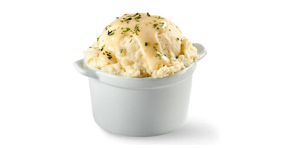 Mashed Potatoes with Gravy from Kwik Trip - Two Rivers Washington St. in TWO RIVERS, WI