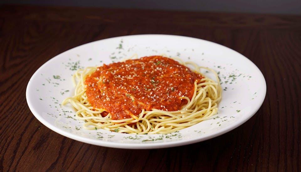 Spaghetti from Rosati's Pizza - DeKalb in Dekalb, IL