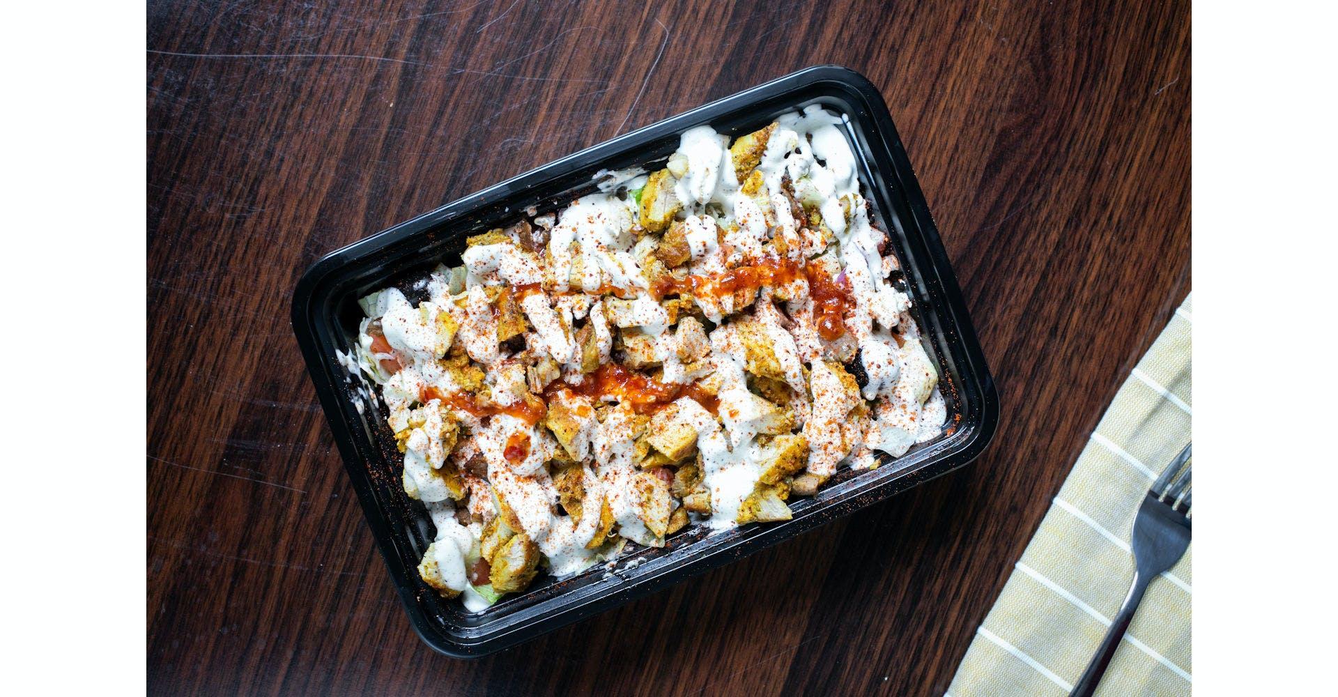 Chicken Salad from Austin's Habibi in Austin, TX